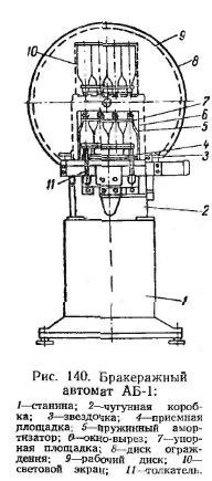 Бакеражный автомат АБ-1