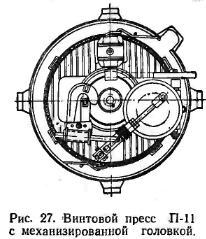 гвинтовий прес П-II